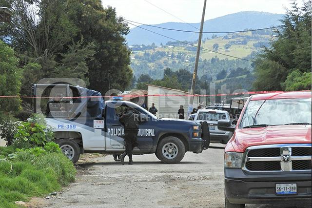 Comando embosca y asesina a un policía en Miahuatlán