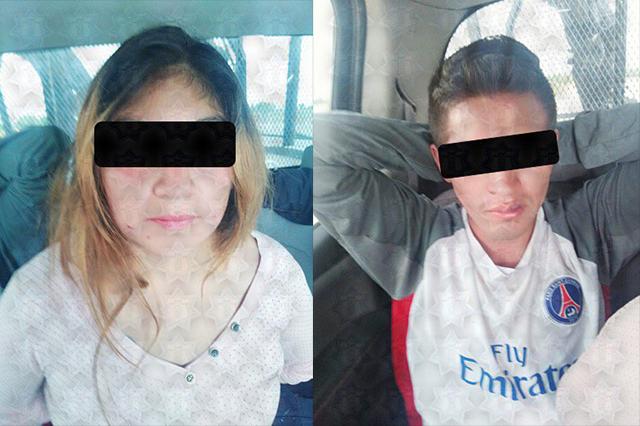 Casi linchan a ladrón en Acatzingo; confesó todo a su esposa por WhatsApp