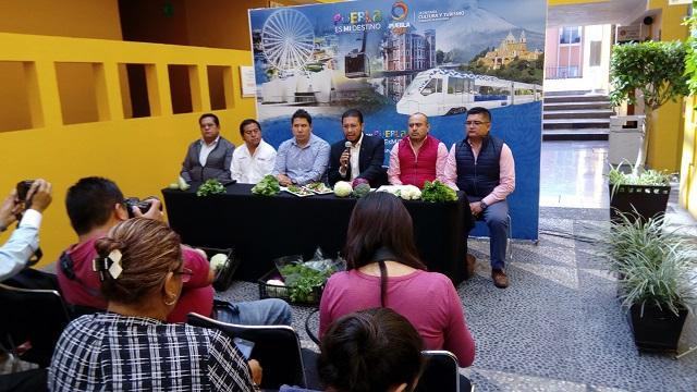 Arranca Expo Hortícola Puebla 2018 en Los Reyes de Juárez