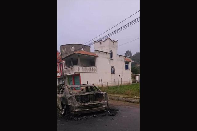 Dos muertos en ajuste de cuentas por huachicol en Puebla y Tlaxcala