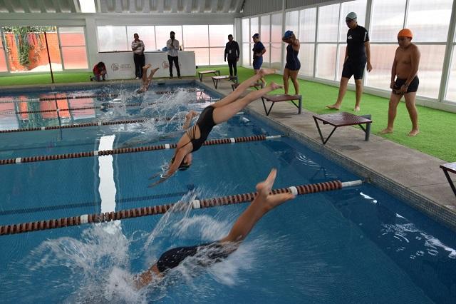 Fomentar el deporte en San Pedro Cholula, prioridad: Arriaga