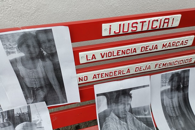 Madre exige a FGE investigar posible feminicidio de su hija