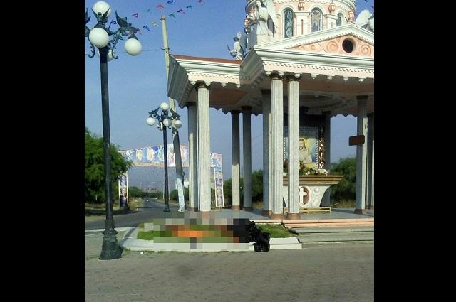 Abandonan torso humano en capilla de Yehualtepec