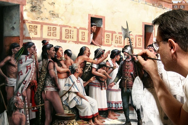 13 de agosto el CDXCIX Aniversario de la caída de la gran Tenochtitlan