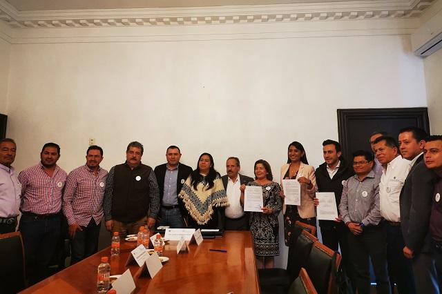 Anuncian 3 nuevos centros de acopio para Liconsa en Puebla