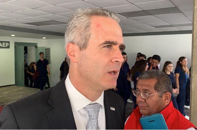 Legalidad en el proceso contra Patjane, pide rector de Upaep