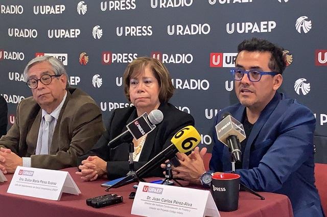 UPAEP busca prevenir y atender infartos en Puebla