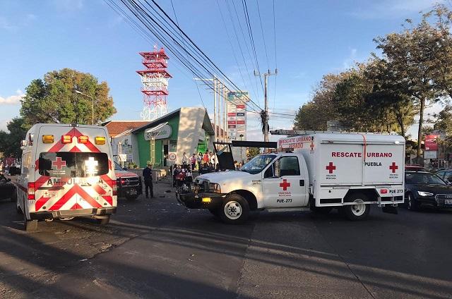 Foto / Cruz Roja Puebla