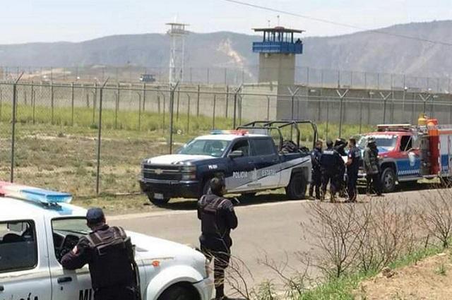 Explota caldera del penal de Tepexi; hay 6 reos heridos