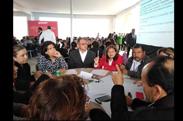 Nuevos contenidos para fortalecer la cultura de paz: Moctezuma