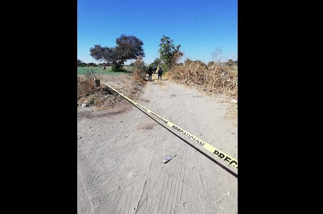 Maniatados y con tiro de gracia hallan 2 cadáveres en Tochimilco