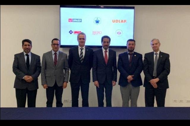 Se reúne el Consorcio Universitario por inseguridad en Puebla
