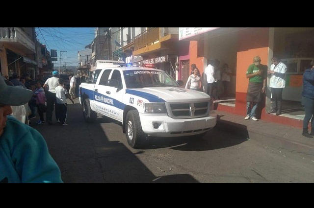 Asesinan a dos por balacera en el mercado de Chignahuapan