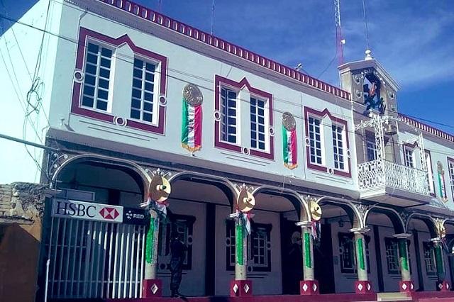 Matan a policía y roban cajero de HSBC en Cañada Morelos