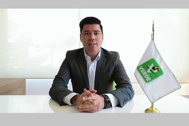 Partido Verde a favor de la reforma que garantiza la integridad de los trabajadores del sector salud.