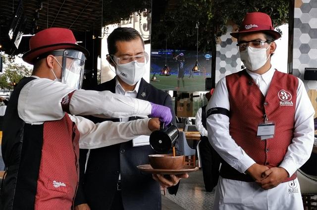Alistan apertura de nuevos negocios en Puebla tras la pandemia