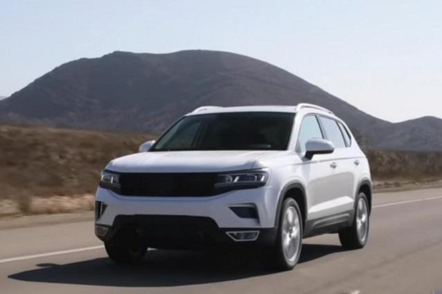 Así es la Taos que Volkswagen ensamblará en Puebla