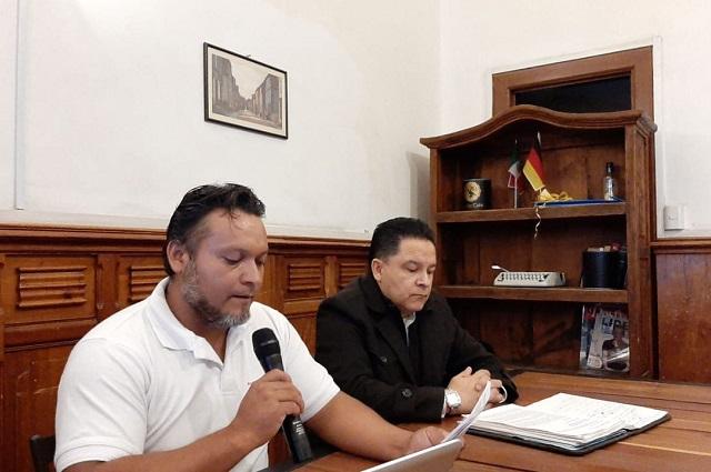 Con amaño buscan reelegir a Álvaro López en el Sitiaudi, acusan
