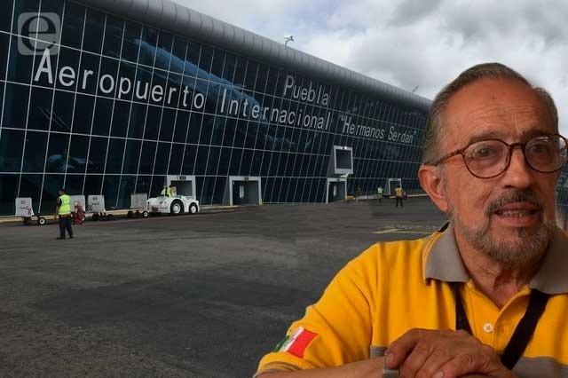 Aeropuerto de Puebla soportó la pandemia; ahora tendrá inversión