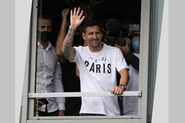 Hay nuevo rey en Francia: Messi firma con el PSG
