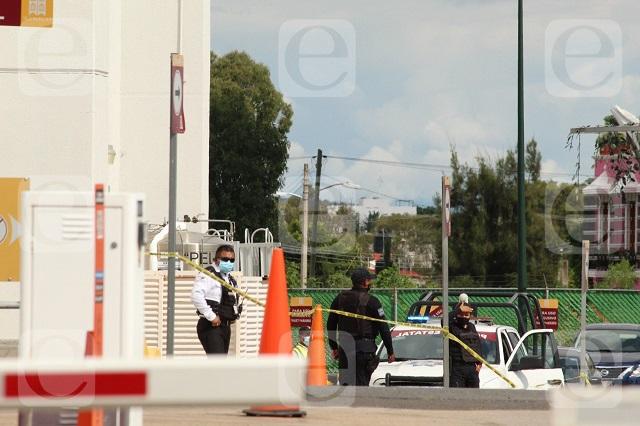 Paciente covid se suicida en instalaciones del Hospital Puebla