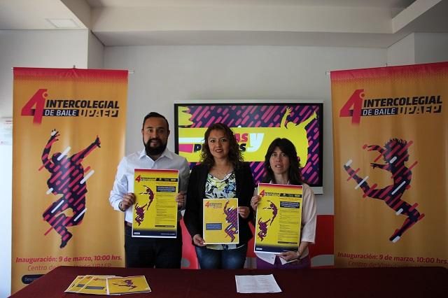 La UPAEP realizará su 4º Intercolegial de Baile 2019