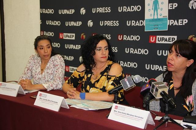 UPAEP anuncia Quinto Congreso Internacional de Nutrición Clínica