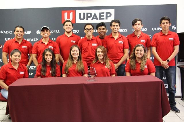 UPAEP es ganador del Tech Rally Faurecia