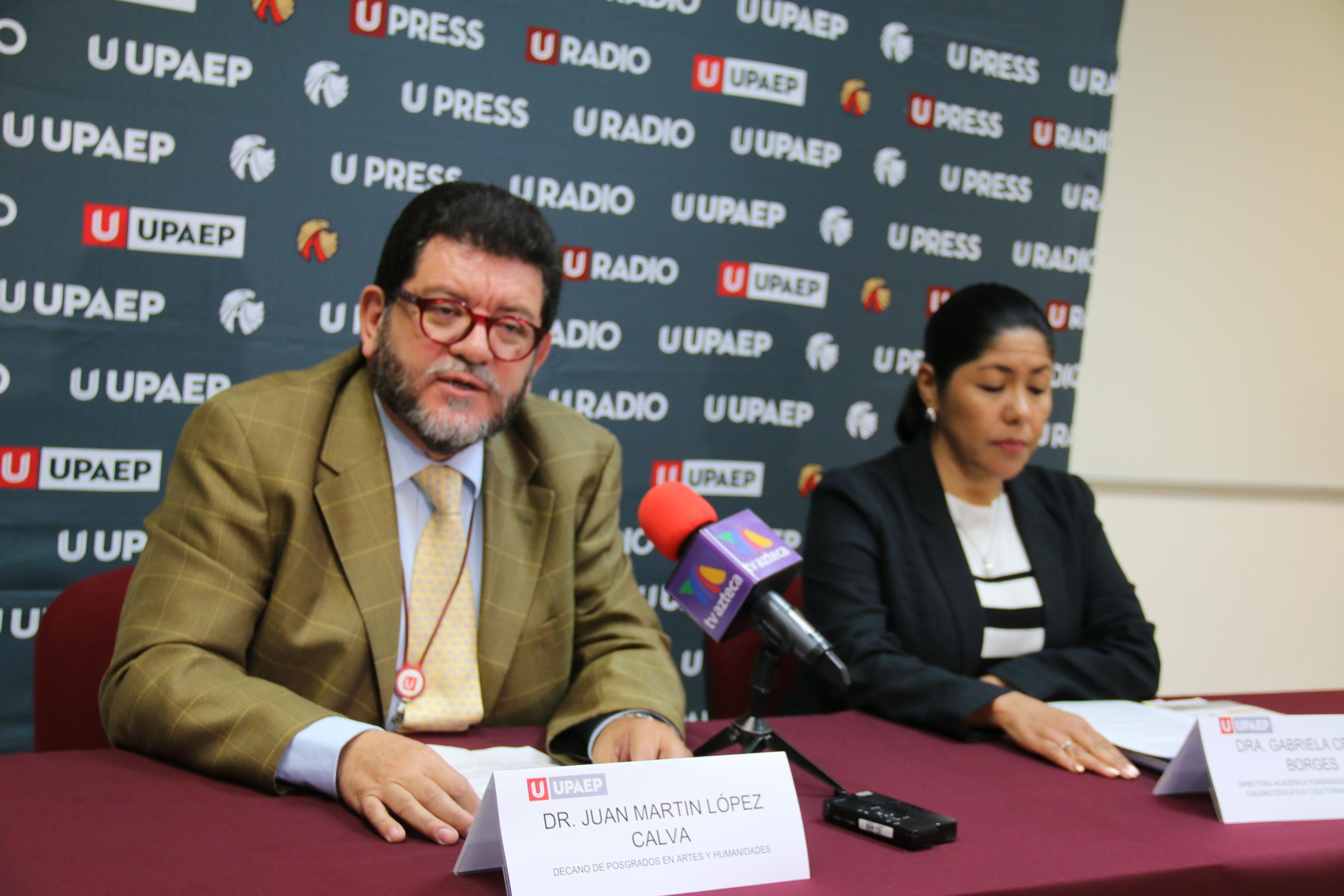 La UPAEP y el CECYTE firman convenio de formación docente