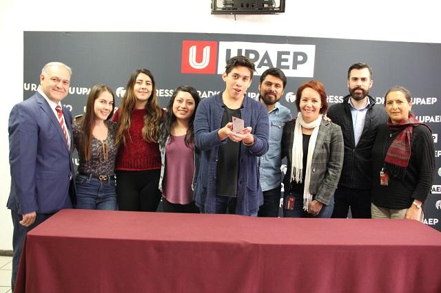 Alumnos UPAEP logran bronce en los Effie College México 2018