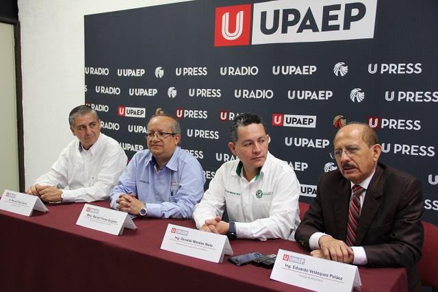 Congreso Upaep analiza riesgos por contaminantes en medio laboral