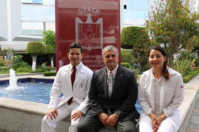 Alistan estudiantes Upaep el Sexto Congreso Anual de Medicina