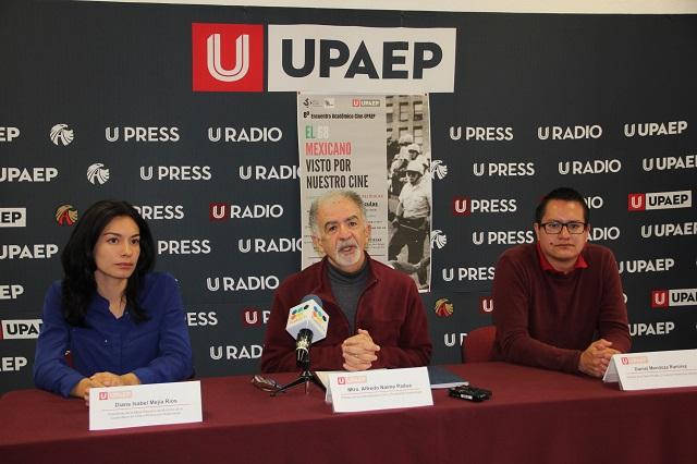 Encuentro en UPAEP proyectará El grito, Canoa y Rojo amanecer