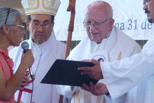 Fallece sacerdote Cunillera, exdirector del Instituto Pereyra