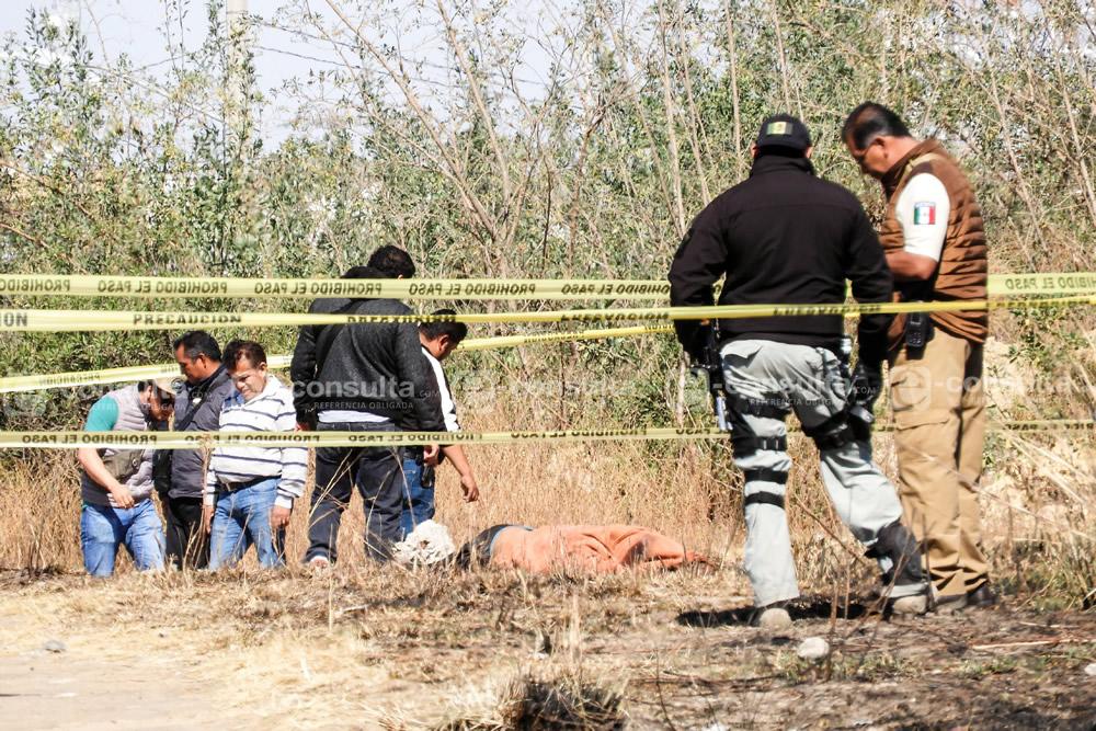 Hallan 3 cadáveres de ejecutados en Lomas de San Jerónimo