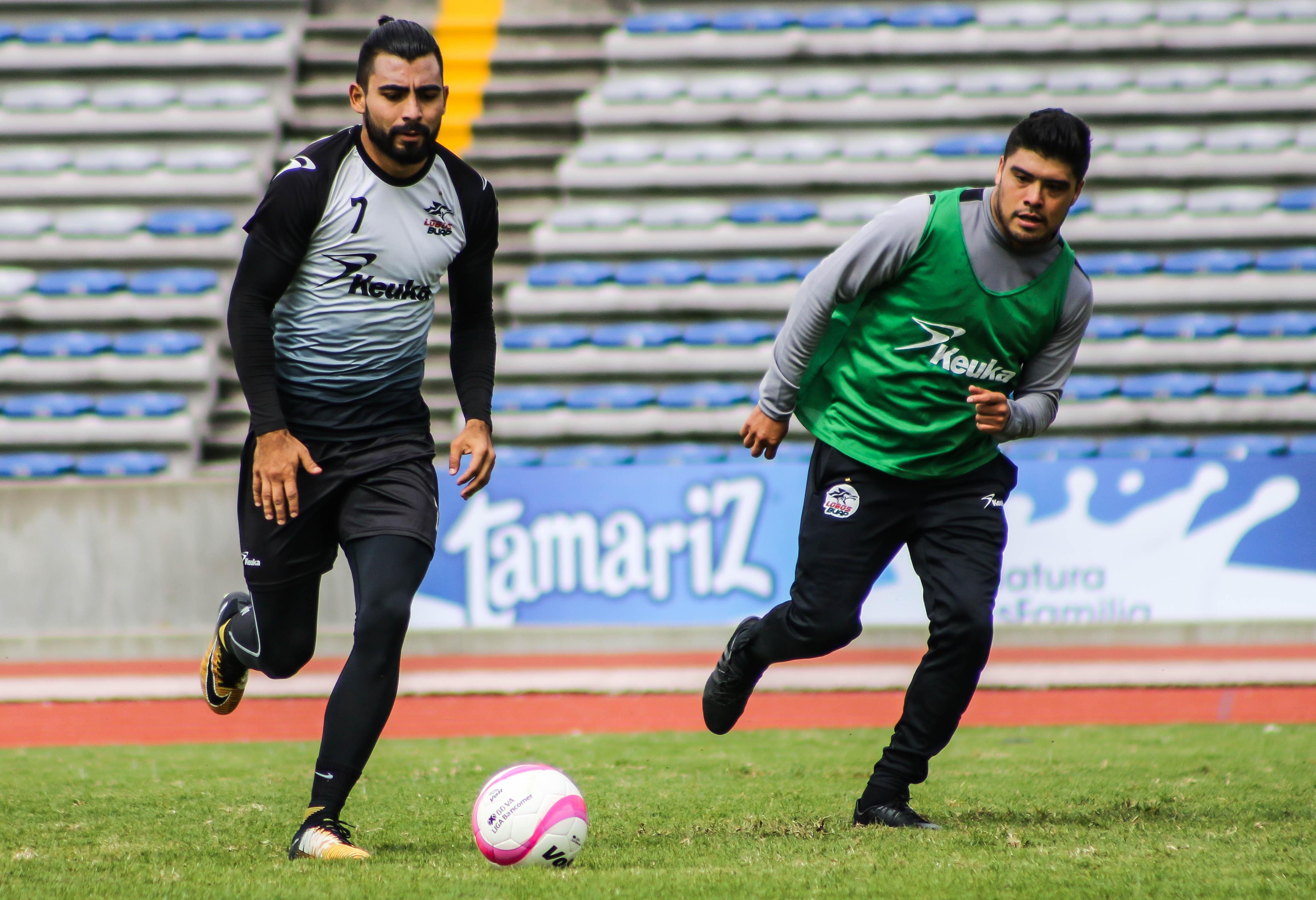 Lobos BUAP va con todo ante Toluca