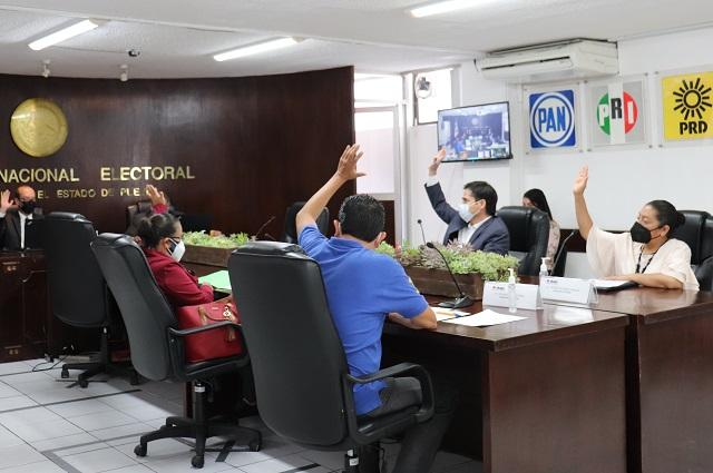 INE no prevé frenar consulta popular por la pandemia