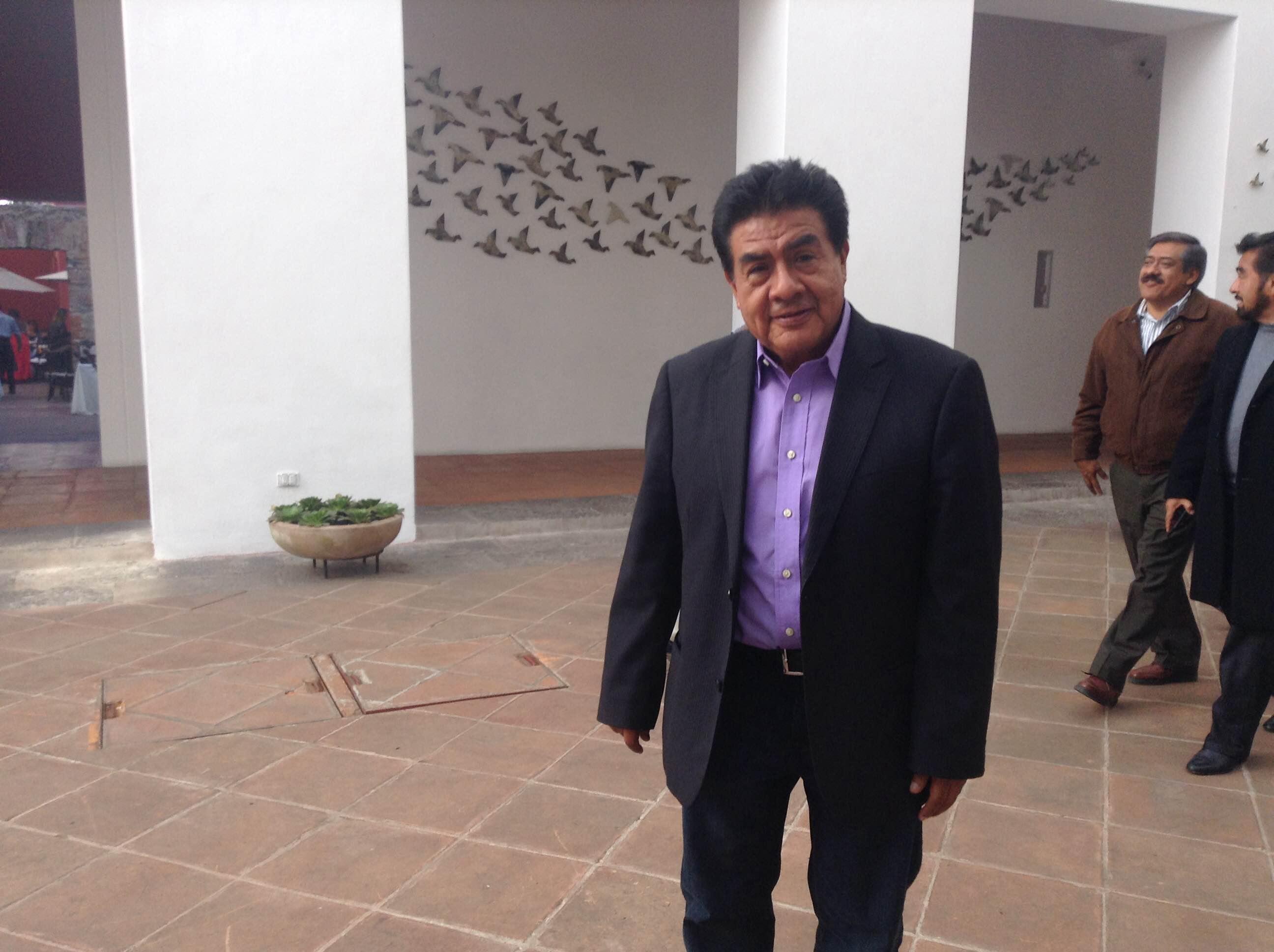Sitracobp es el titular del CCT en Bachilleres, asevera Ordaz Pérez