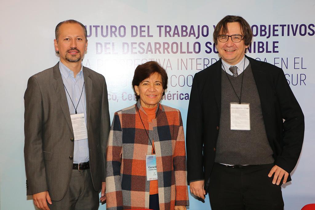 OIT, IBERO Puebla y organizaciones religiosas analizan el futuro del trabajo