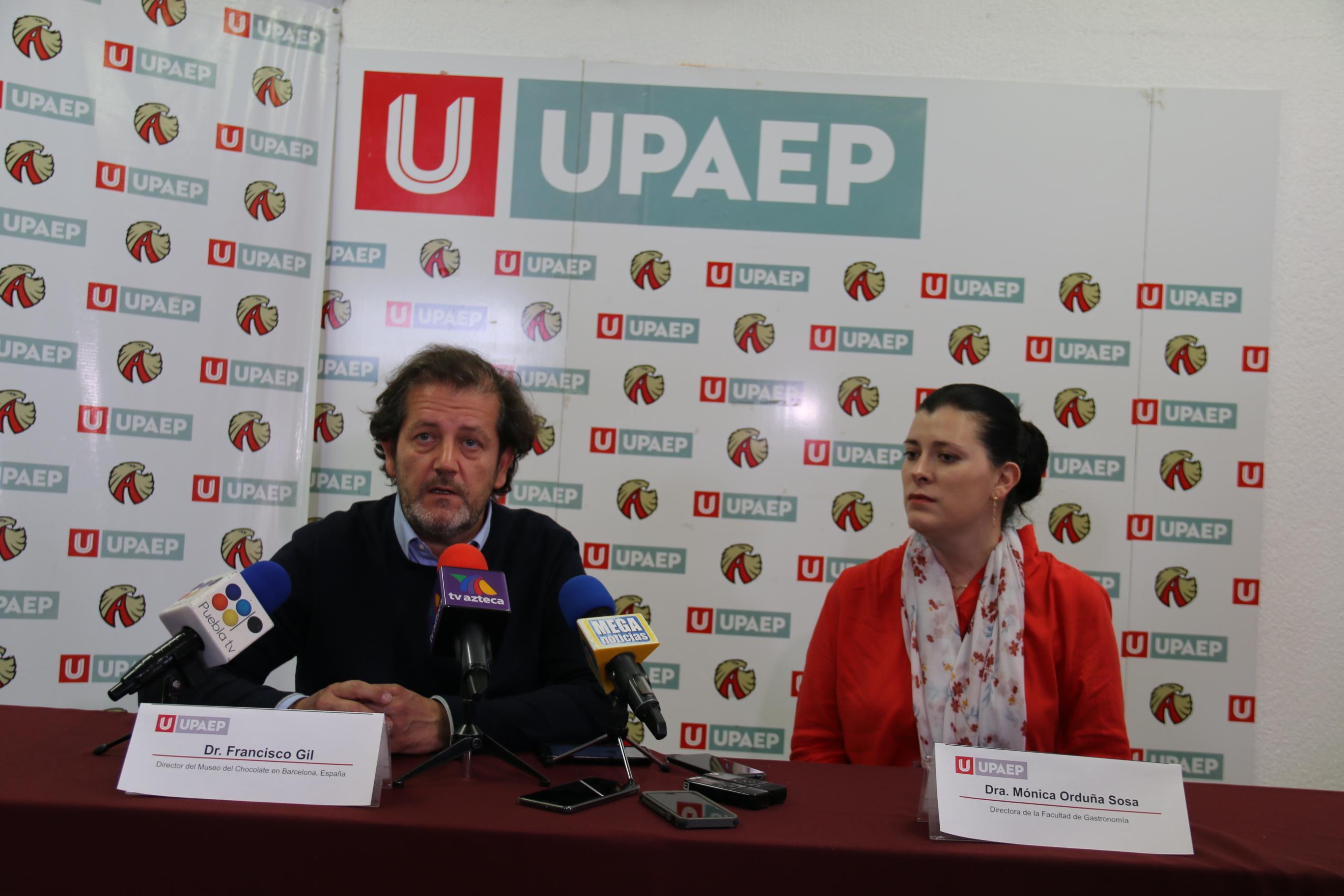 Impartirán el Master Chocolate MX Puebla en la UPAEP