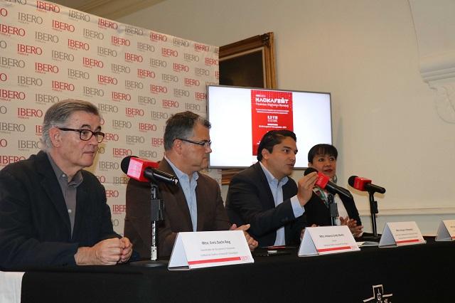 Presenta IBERO Puebla Hackafest, de financiera para el agro