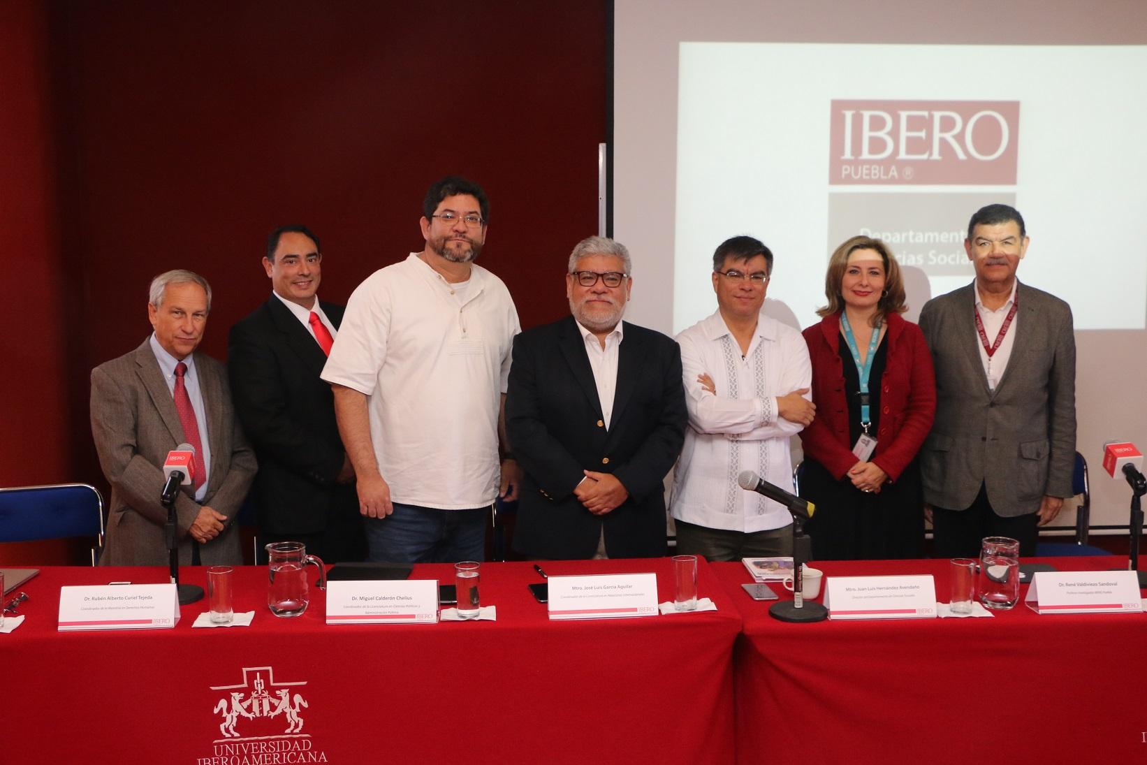 Puebla, foco rojo nacional por proceso electoral irregular: Ibero