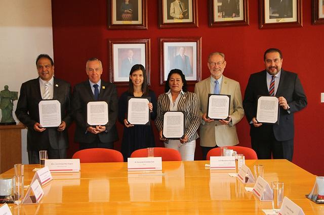 Se suma IBERO Puebla a Planeación Integral de la Educación Superior