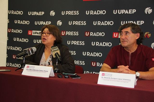 México está preparado para el combate al coronavirus: Upaep