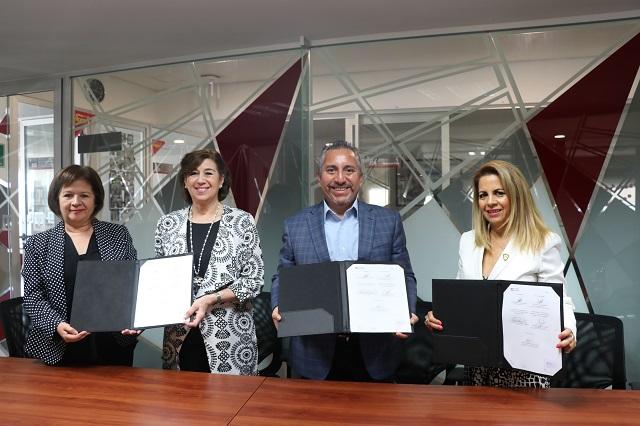 Mediante convenio UPAEP facilita acceso académico a RIPTAC