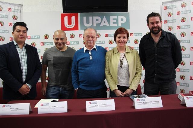 Cultiva Upaep contactos para vincular a estudiantes de diseño y publicidad