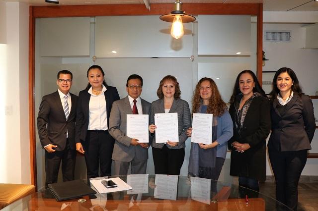 UPAEP y UTIM firman convenio de colaboración académica