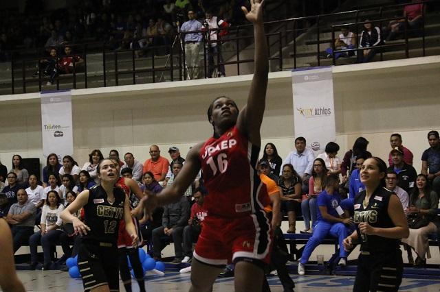 Yadira Asprilla jugará el Campeonato FIBA Americup