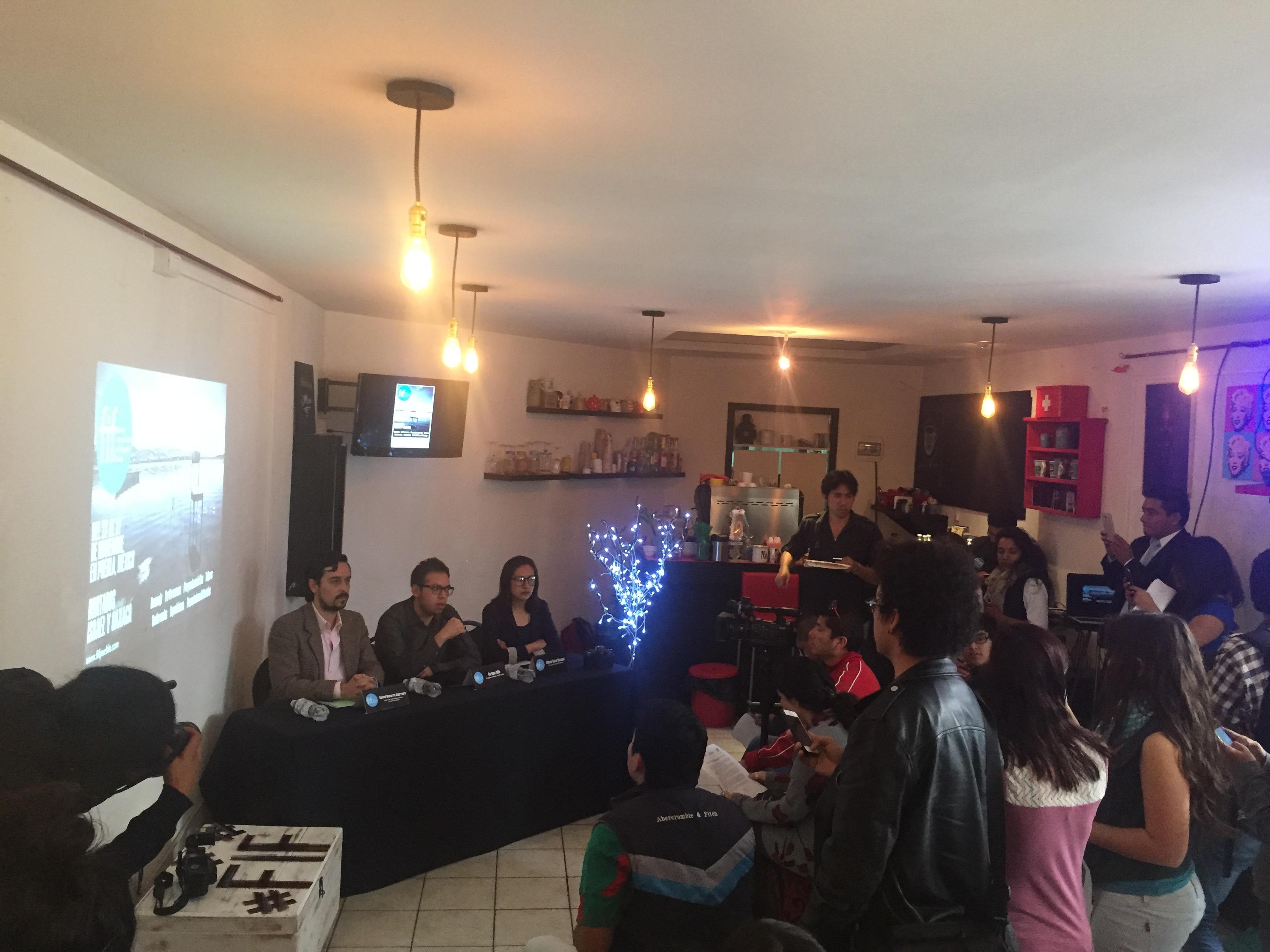 Presentan el Festival Internacional de Fotografía Puebla 2016