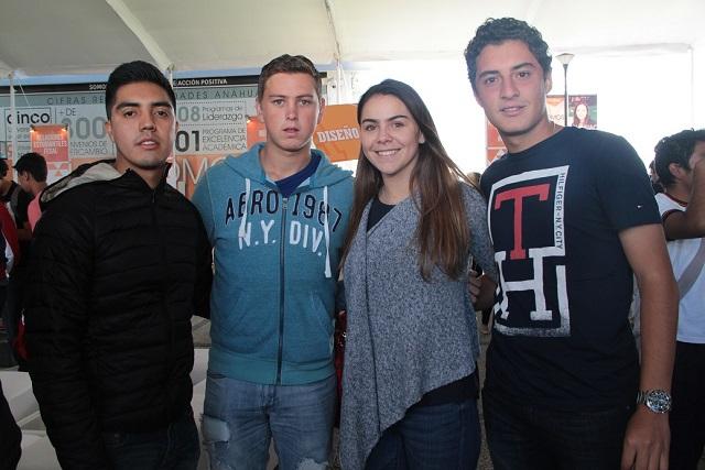 Preuniversitarios asistieron al Día de Orientación Vocacional en la Anáhuac